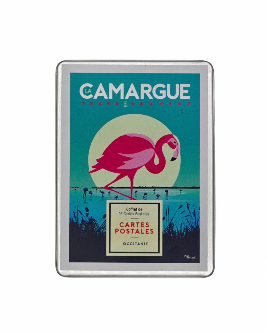 Coffret 12 cartes postales - Occitanie